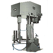 Dual Shaft Variable Speed Mixers